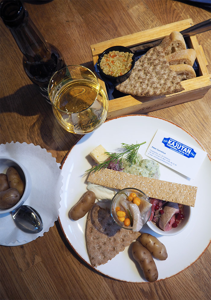 restaurant Kajutan Feskekörka