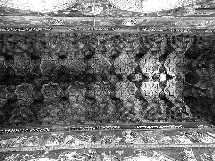 sicile palerme chapelle palatine