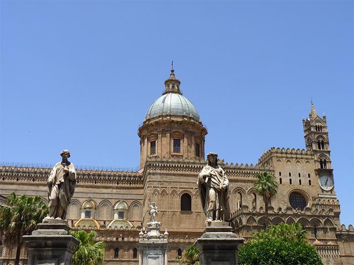 cathédrale palerme sicile