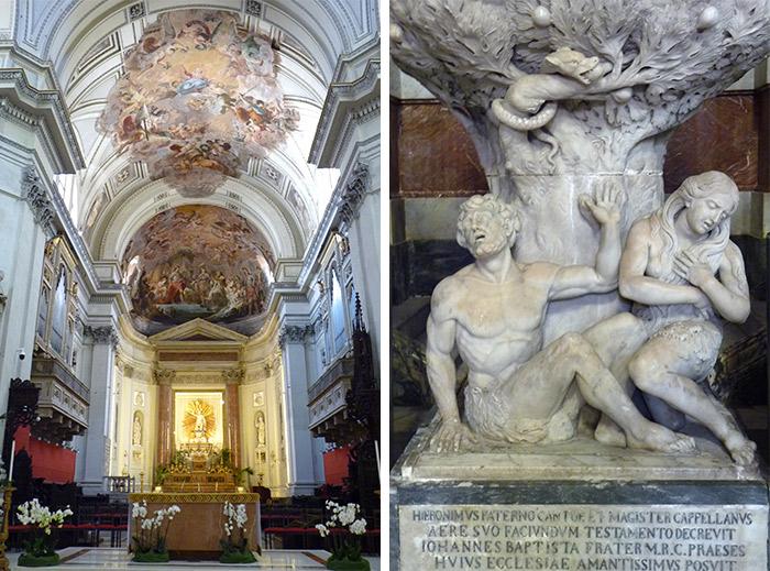 cathédrale palerme nef