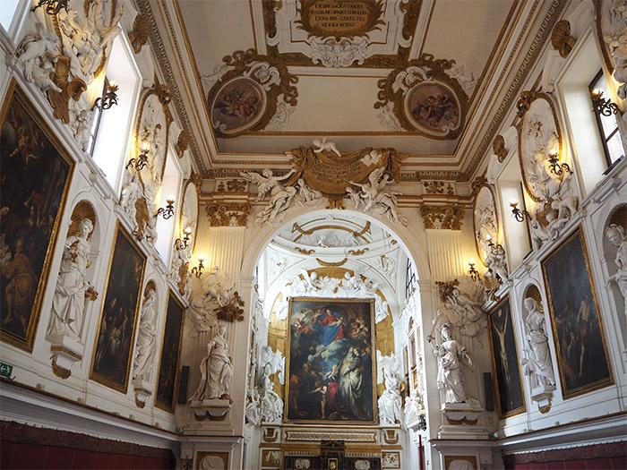 oratorio ss rosario in S.Dominico palerme