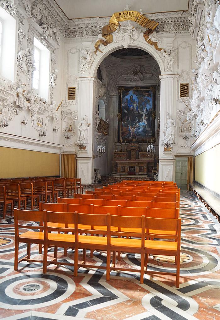 oratorio di santa cita palerme