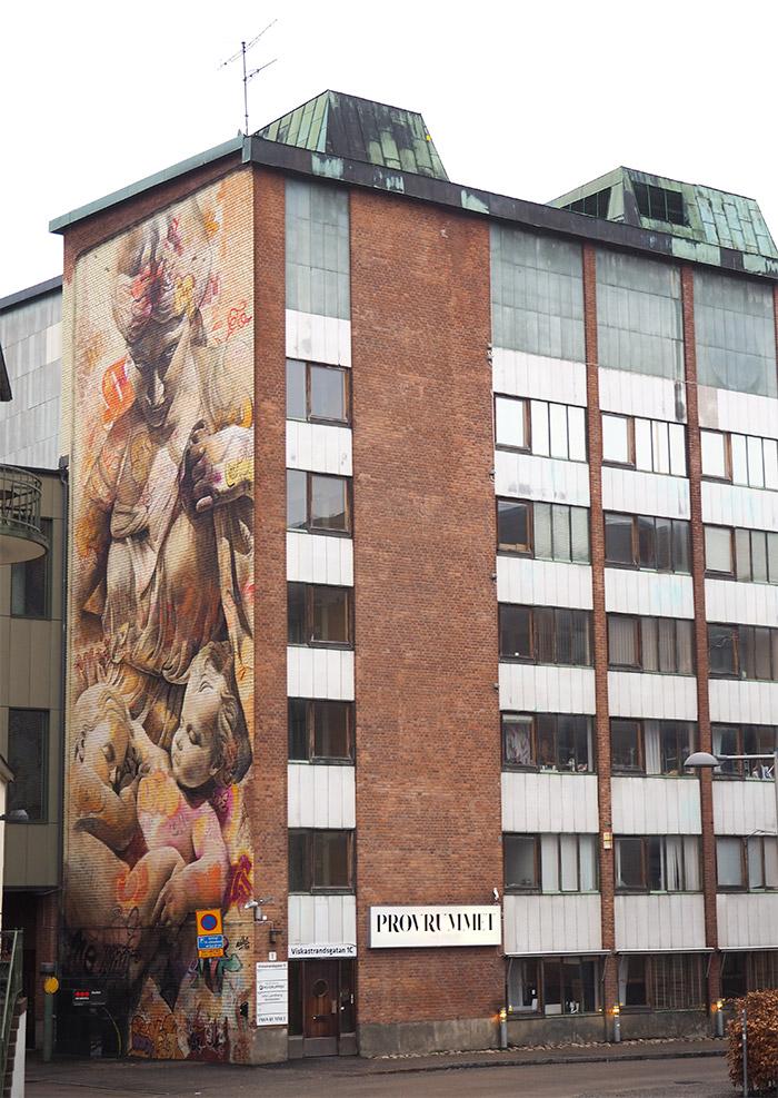 NoLimit Boras Pichi Avo street art