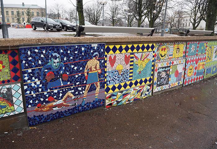 mosaïques Göteborg