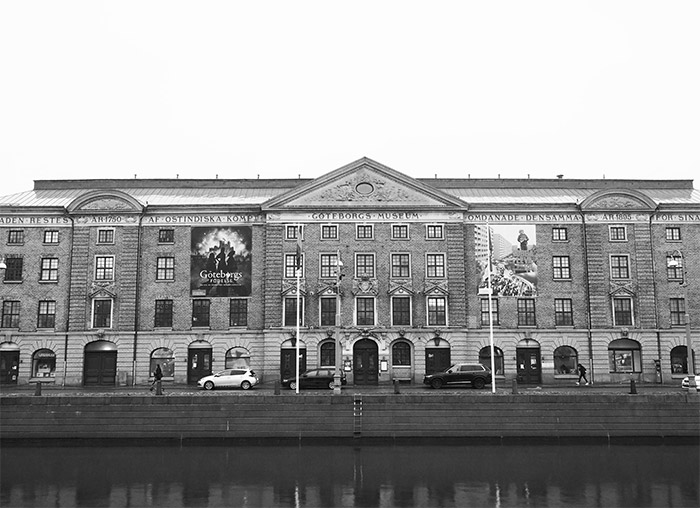 Göteborg Suède musée