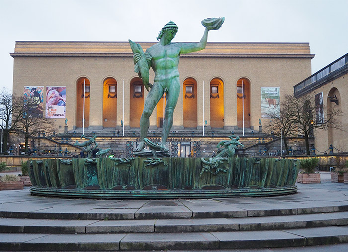 konst museet Gothenburg Sverige