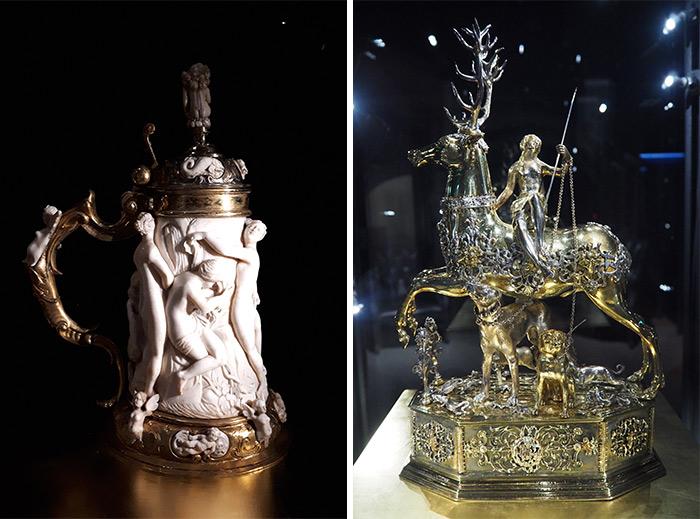 musée design Göteborg objets argent