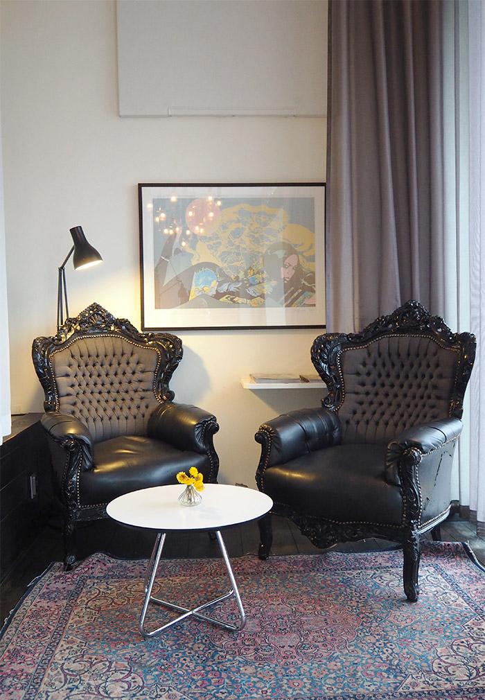 Göteborg hotel Flora Suède