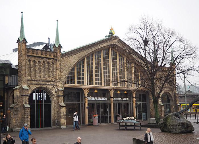 Göteborg gare train
