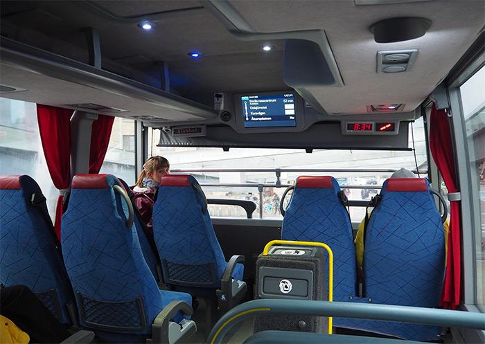 bus de Göteborg à Boras