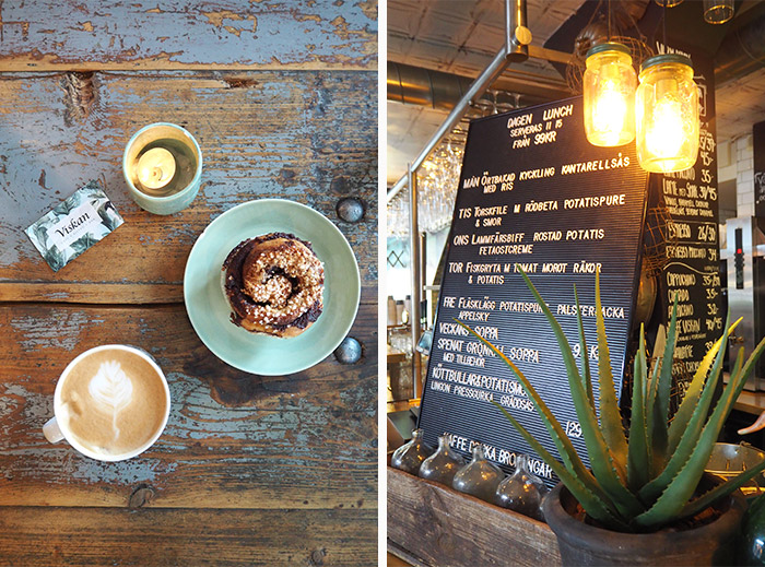 Suède Café Viskan Borås
