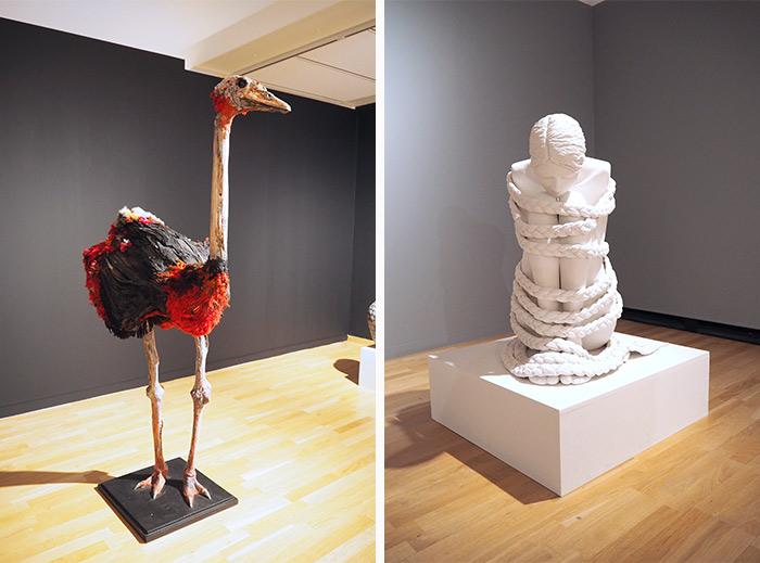 Musée art Borås sculpture