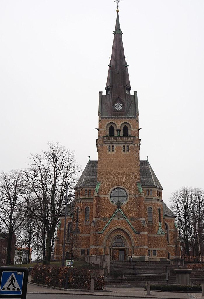 église Borås Suède