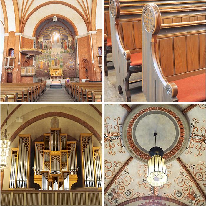 Suède église Boras