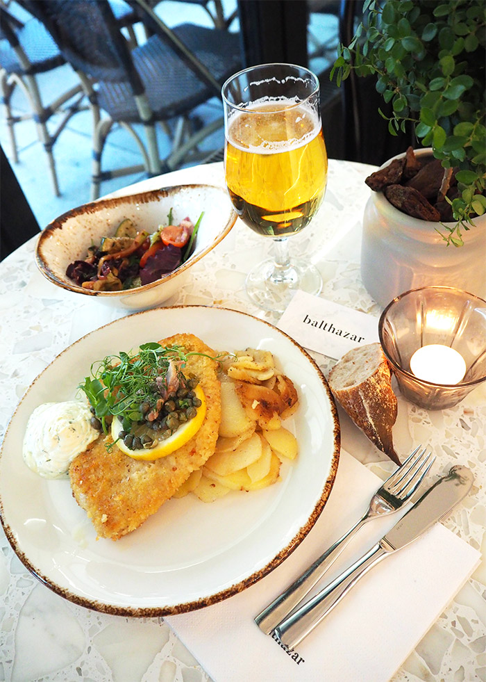Borås Balthazar déjeuner