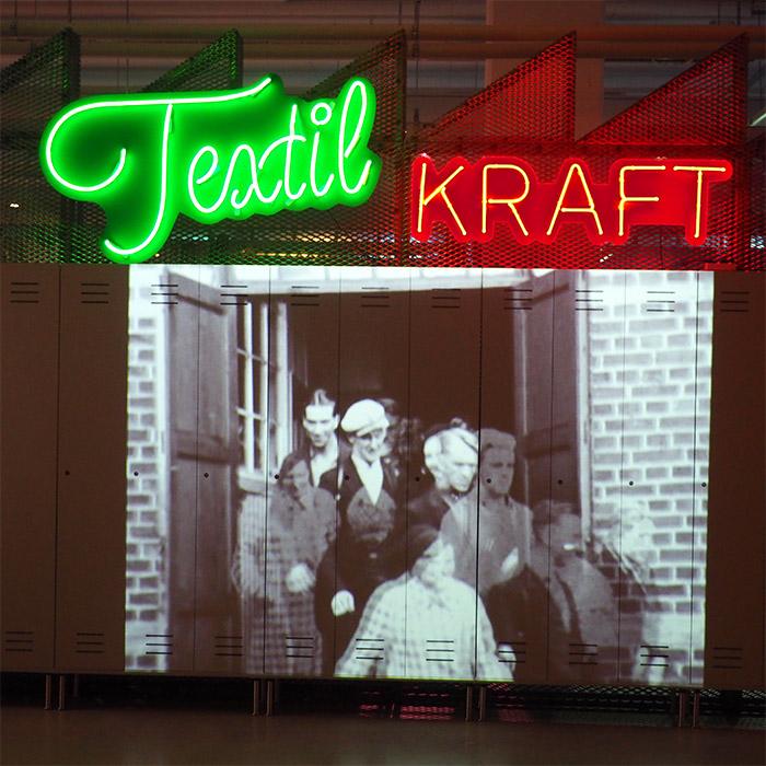 musée du textile Borås Suède