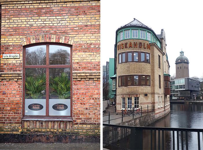 architecture Boras Suède