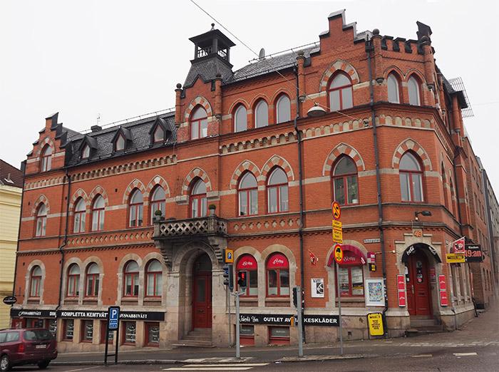architecture en Suède à Boras