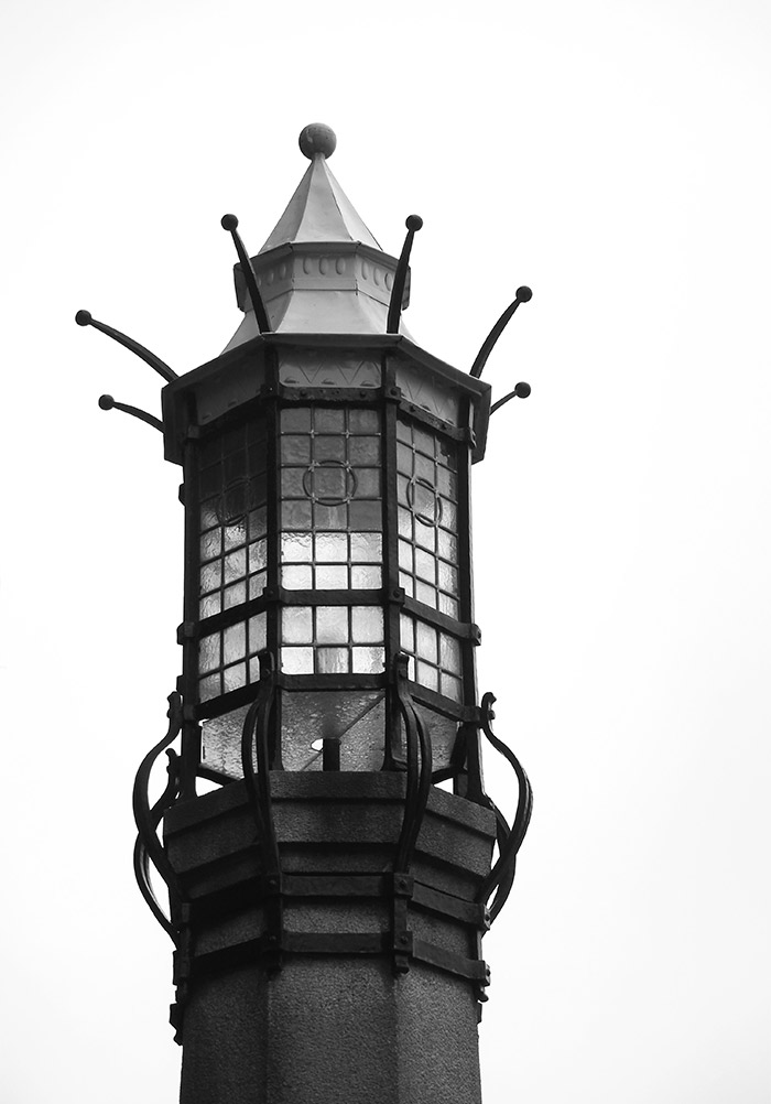 lampe boras Suède