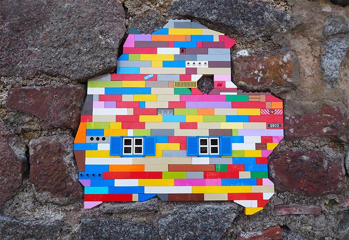 Jan Vormann Nuart Lego Aberdeen