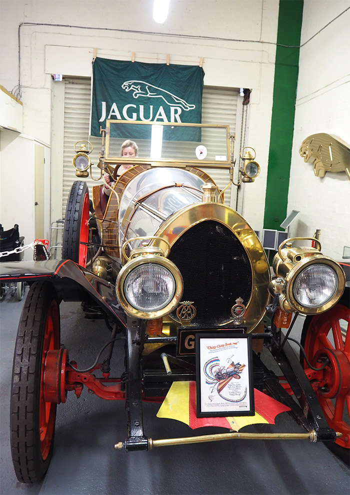 Musée du transport Dundee Ecosse