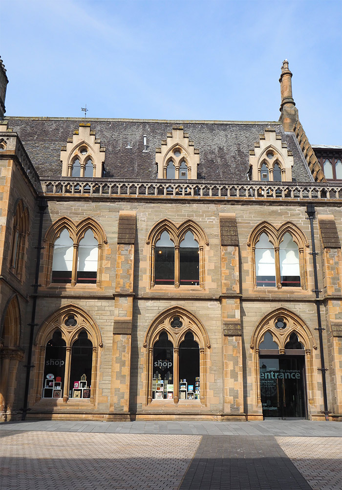 musee mcmanus dundee ecosse