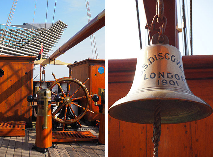 Dundee discovery ship visite