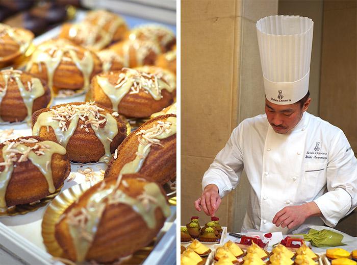 madeleine Hideki Kawamura Japon chef pâtissier
