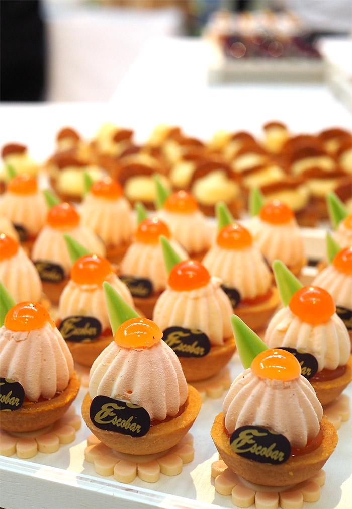relais desserts eric escobar
