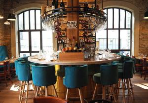 le bistrot du potager gerland lyon shop design