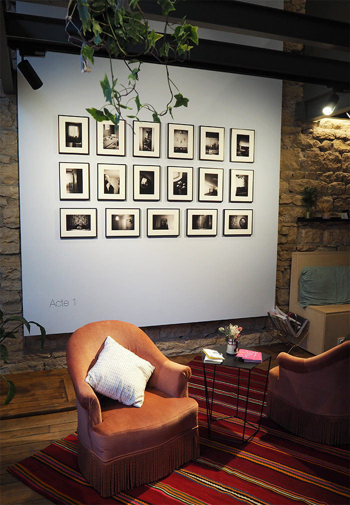 lyon shop design Poltred photographie