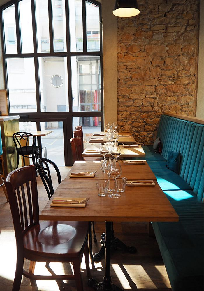 bistrot potager gerland design  restaurant