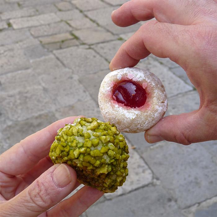 gateau sicile pistache