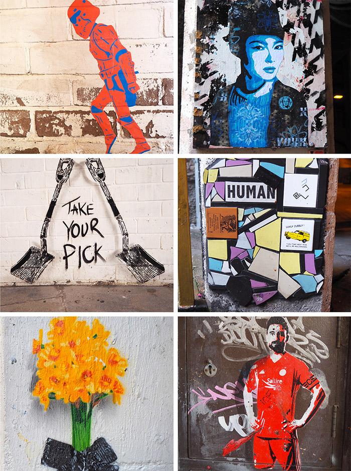 street art Aberdeen Nuart tunnel