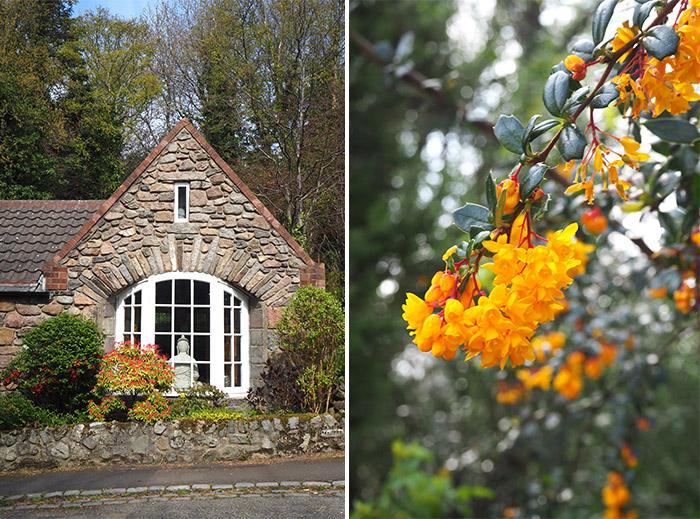 maison pierre Aberdeen vieux