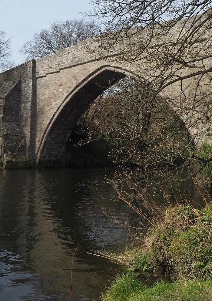 pont 13ème siècle Brig o' Balgownie