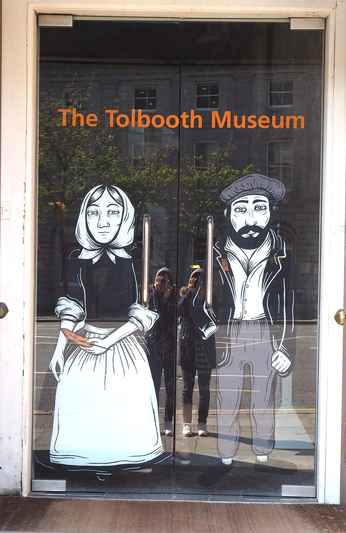 aberdeen musee tolbooth