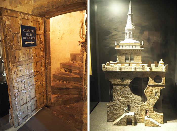 musée aberdeen tolbooth prison