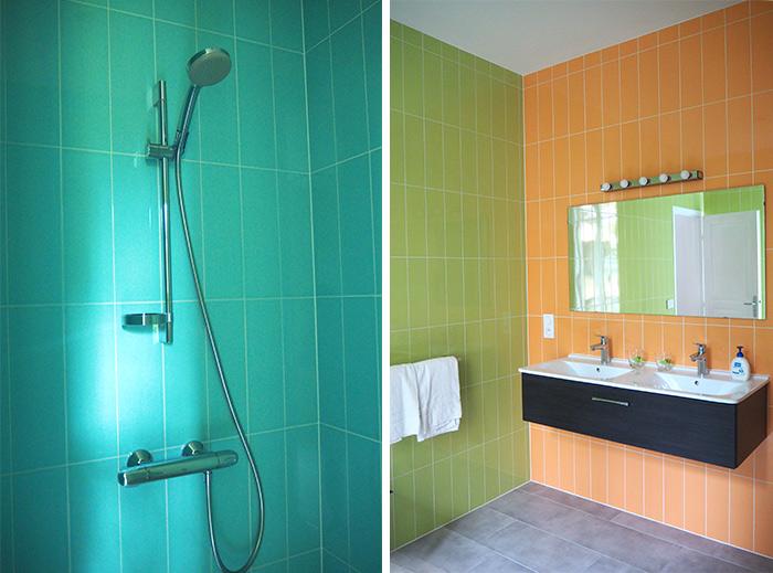 salle de bains la maison vintage carcassonne