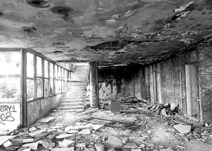 abandoned hotel kupari croatia