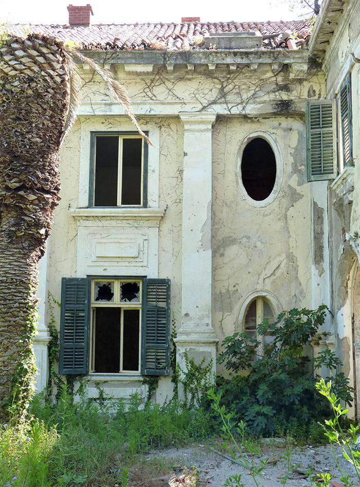 kupari hotel abandonné croatie