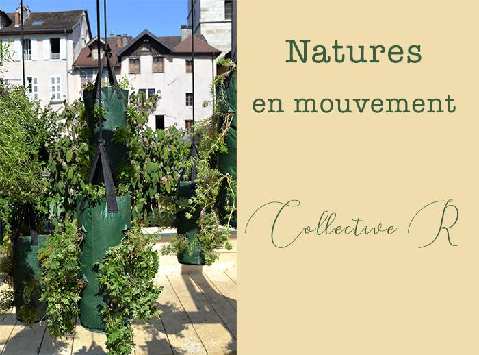 collective R jardin en mouvement