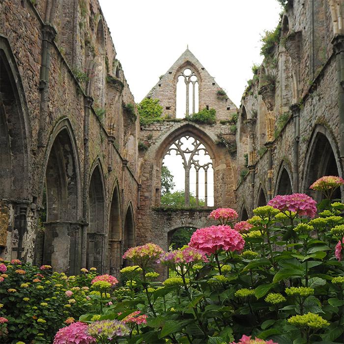 abbaye de beauport cotes d'armor