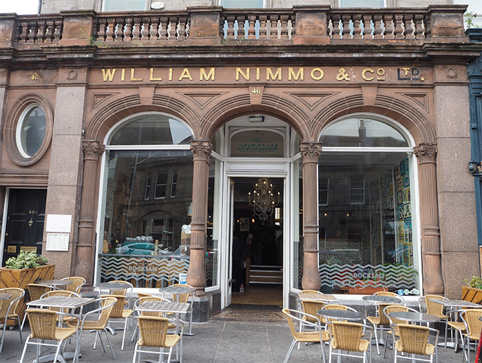 william nimmo ltd leith ecosse
