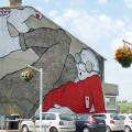 ella & pitr street art roche la molière