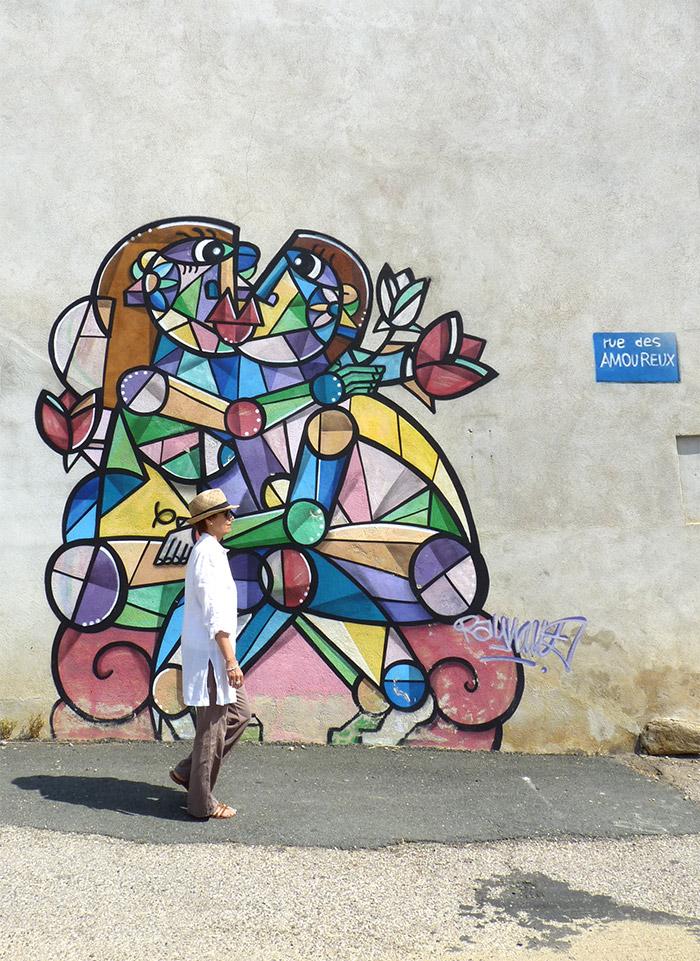 julien raynaud street art roche la moliere