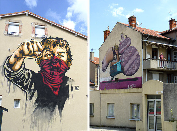festival safir street art loire