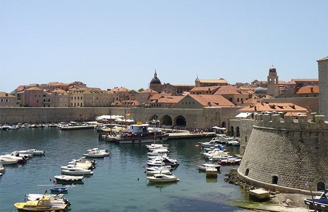 croatie dubrovnik port