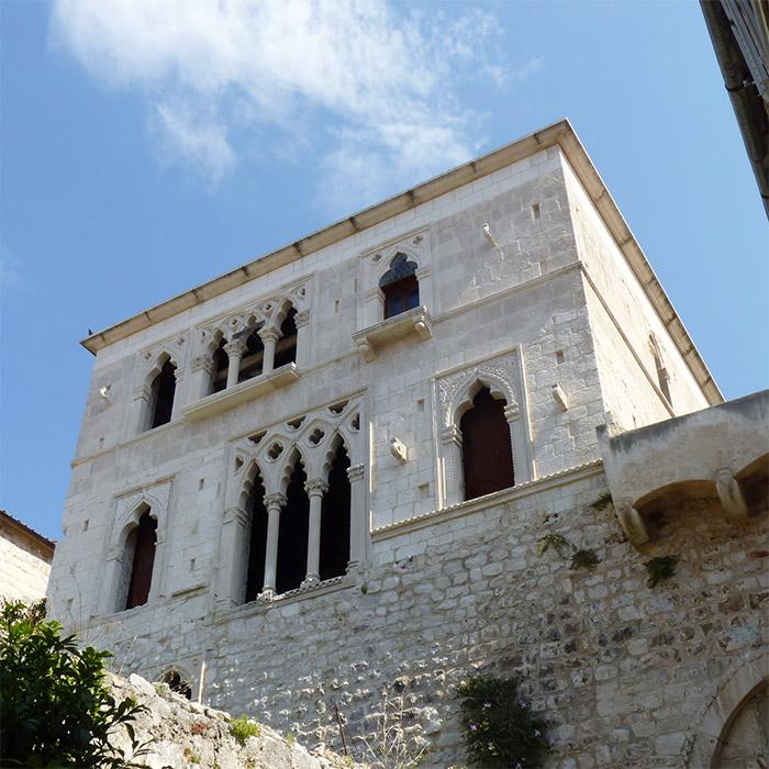 Palais Uzizic Croatie Hvar
