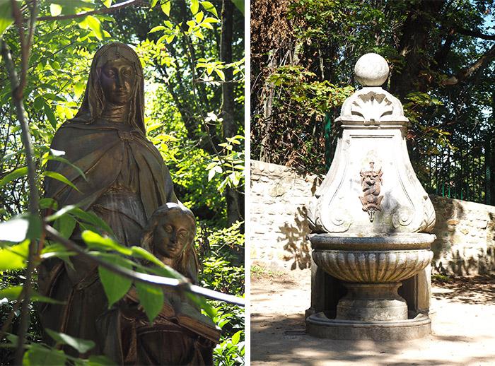 jardin rosaire fourviere lyon